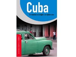 Blauwe reisgids Cuba