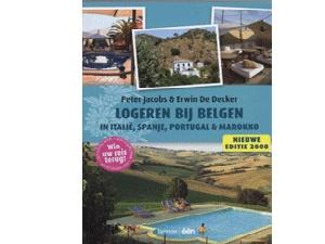 reisgids logeren bij belgen in portugal,spanje,marokko