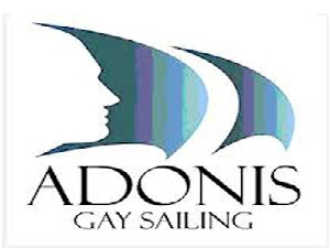 Explore the world met Adonis gay sailing