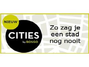 Bongo lanceert eerste belevenisbon op stadsformaat in Antwerpen en Brussel