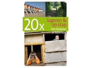 20 keer logeren en op stap met kinderen in Nederland