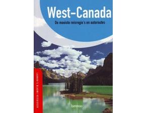 Blauwe reisgids West Canada