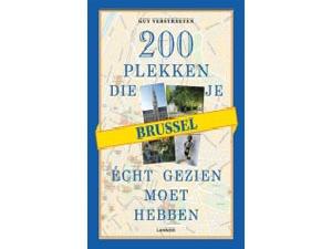 200 plekken die je moet gezien hebben: brussel