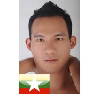 Gaylife in Myanmar by mister gay Sai Pye Myo Kyaw